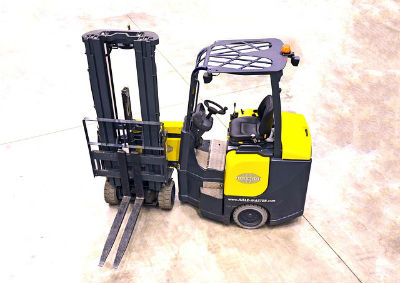 Renting Forklift in Denver Colorado