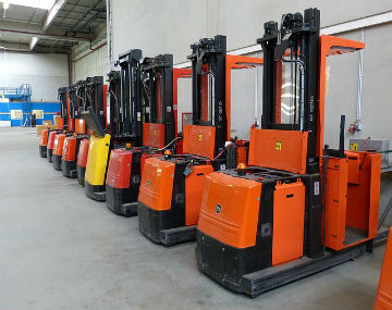 What You Need to Know About Forklift Battery Charging Safety
