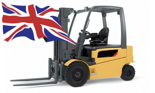 Forklift Licence Categories in UK