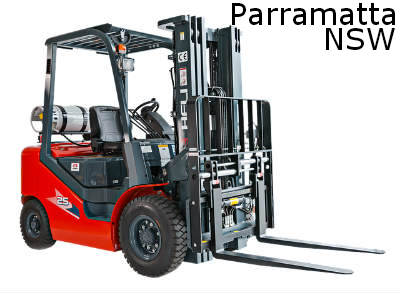 Getting a forklift licence in Parramatta