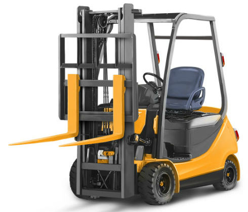 Safe Distance Between Forklifts Traveling In The Same Direction