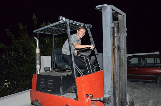 Forklift Licence in Central Coast