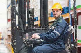 Taking the forklift certification online