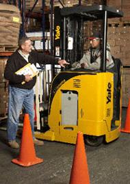 forklift operator job description