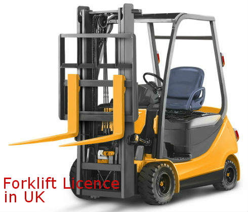 When Will a Forklift Licence Issued in the UK Expire?