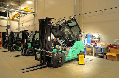 Are you looking for forklift repair near you?