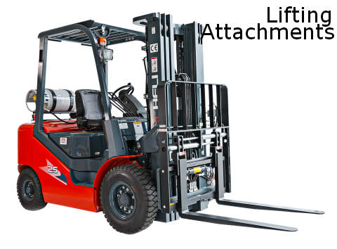 Forklift Attachments for Lifting