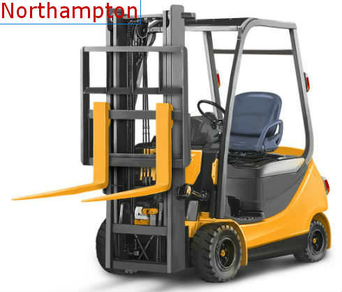 Forklift Training in Northampton