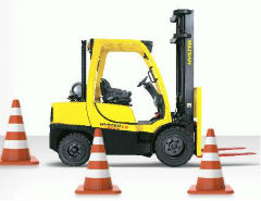 How To Pass The Forklift Practical Test Be Certified Today